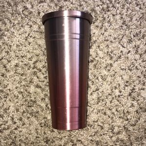 USED Stainless Steel Tumbler